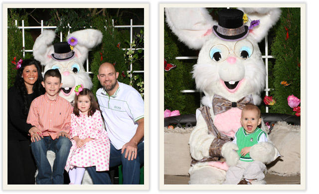 Easter Photos at Bellevue Square