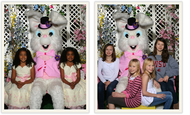 Easter Photos at The Commons at Federal Way