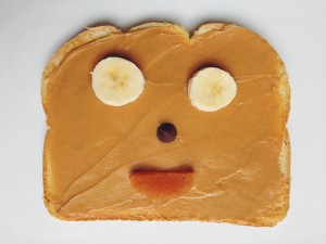 Honey Bear Snack