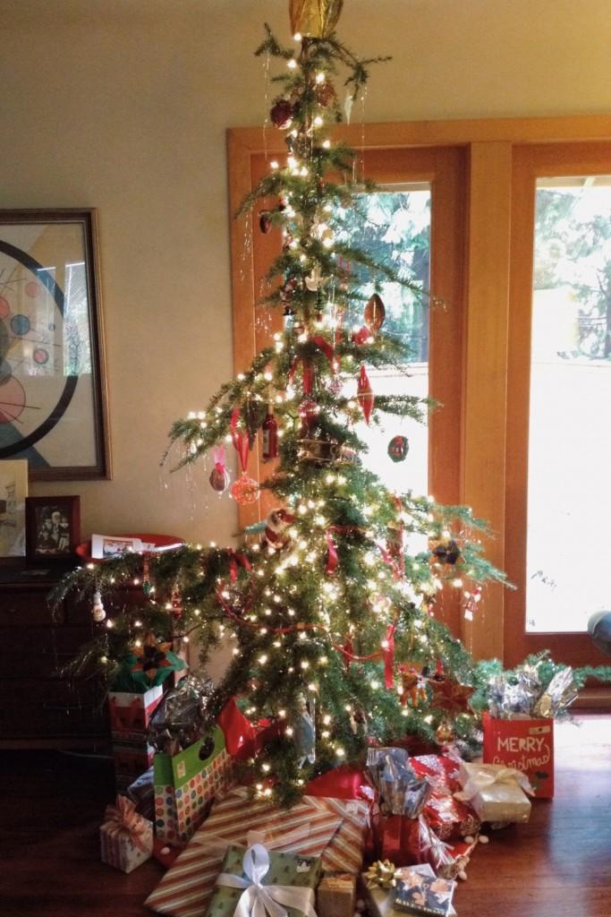 Seattle Christmas Tree