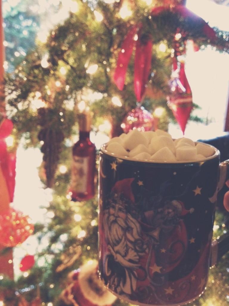 Northwest Hot Chocolate